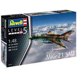 Plastic ModelKit letadlo 03915 - MiG-21 SMT