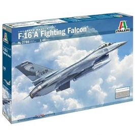 Model Kit letadlo 2786 - F-16A Fighting Falcon