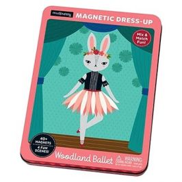 Magnetická krabička - Lesní baletky