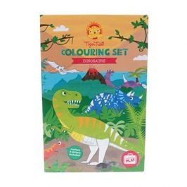 Colouring Sets / Dinosaurus