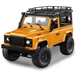 D90 Rock Crawler Defender 1:12 žlutý