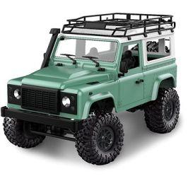 D90 Rock Crawler Defender 1:12 zelený