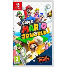 Super Mario 3D World + Bowsers Fury - Nintendo Switch