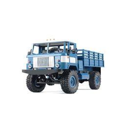 GAZ-66 Vojenský truck 1:16 modrý RTR 4x4
