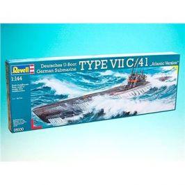 Plastic ModelKit ponorka 05100 - Submarine Type VII C/41