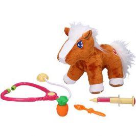 Kůň veteřinář se zvukovými efekty 30 cm