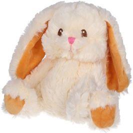 Hřejivý plyšák s vůní - králík 22 cm
