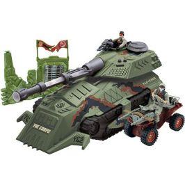The Corps! Tank s vojáky 2 ks, 39 cm