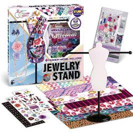 Kreativní stojánek se šperky