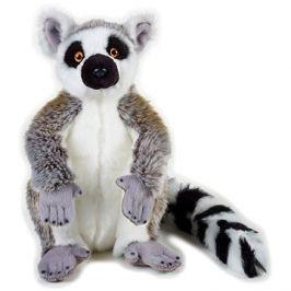 National Geografic Zvířátka z deštného pralesa 770757 Lemur 30 cm