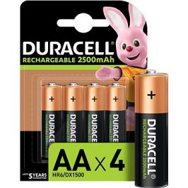 Duracell StayCharged AA - 2400 mAh 4 ks