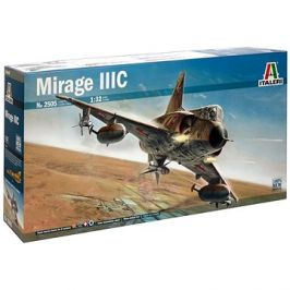 Model Kit letadlo 2505 - Mirage Iii