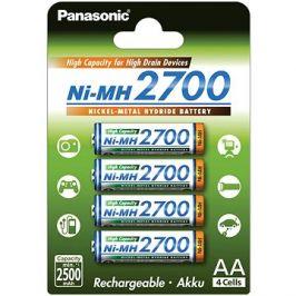 Panasonic HR6 AA 3HGAE/4BE HICAP 2700