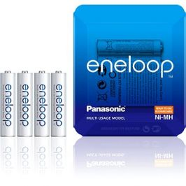 Panasonic eneloop HR03 AAA 4MCCE/4LE Sliding Pack