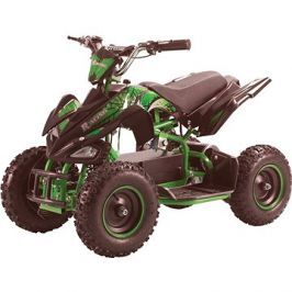 Buddy Toy BEA 820 Čtyřkolka Racing 800W - zelený
