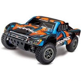 Traxxas Slash Ultimate 1:10 4WD VXL TQi RTR oranžo