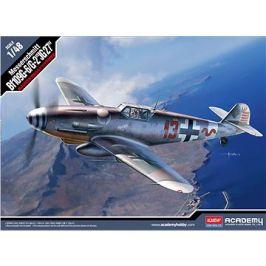 Model Kit letadlo 12321 - Messerschmitt Bf109G-6/G-2