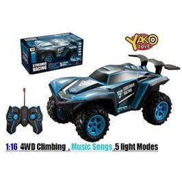 Auto RC Racing Climber 4WD 1:16 modré