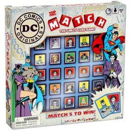 Match DC Comics