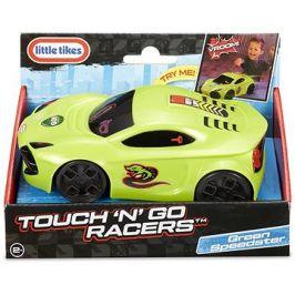 Interaktivní autíčko Zelený závoďák