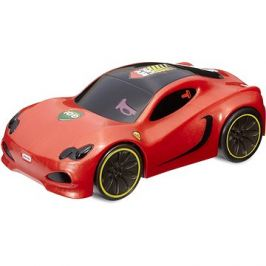Interaktivní autíčko Červený závoďák