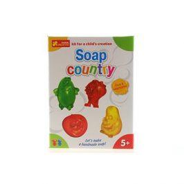 Výroba mýdla - ovoce a zelenina