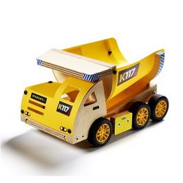 Stanley Jr.K006-SY Stavebnice, nákladní auto, dřevo