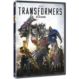 Transformers: Zánik - DVD