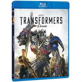 Transformers: Zánik (2BD: BD+bonusový disk) - Blu-ray