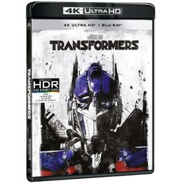 Transformers (2 disky) - Blu-ray + 4K Ultra HD