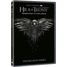 Game of Thrones / Hra o trůny - 4. série (5DVD multipack) - DVD
