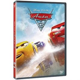 Auta 3 - DVD