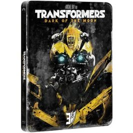 Transformers 3 (steelbook Edice 10 let) - Blu-ray