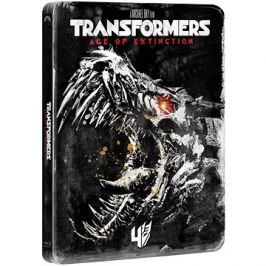 Transformers 4: Zánik (steelbook Edice 10 let) - Blu-ray