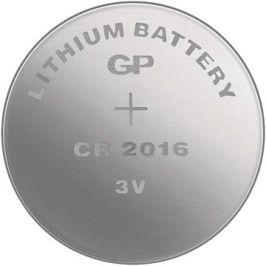 GP Lithiová knoflíková baterie GP CR2016