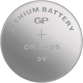 GP Lithiová knoflíková baterie GP CR2025