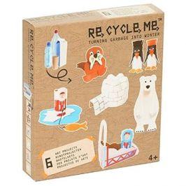 Set Re-cycle me – zimní