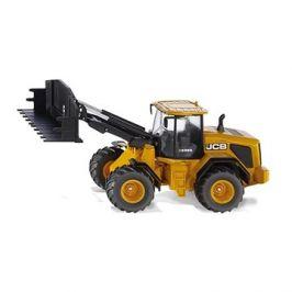 Siku Farmer - JCB 435S traktor s nakladačem