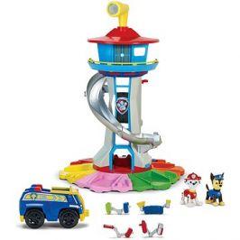 Tlapková patrola Hlídkovací věž v