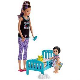 Barbie sestřičky herní set
