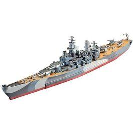 Plastic ModelKit loď 05128 - Battleship U.S.S. Missouri (WWII)