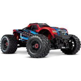 Traxxas Maxx 1:8 4WD TQi RTR červený