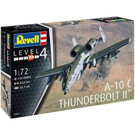 Plastic ModelKit letadlo 03857 - A-10C Thunderbolt II