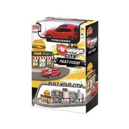 Bburago city 1:43 18-31504 Fast food