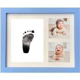GOLD BABY Classic rámeček na inkoustový otisk - modrý