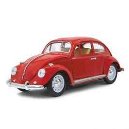 Jamara VW Beatle RC Die Cast Red 1:18 - červené