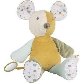 Canpol babies Hebký mazlíček s pískátkem Mouse