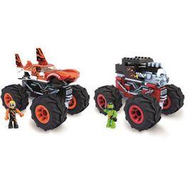 Mega Construx Hot Wheels Monster Trucks mix