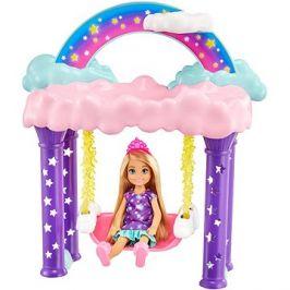 Barbie Chelsea s houpacím koníkem