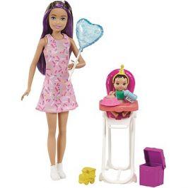 Barbie Chůva Narozeniny